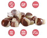 Chocolate Peppermint Caramels, 6 oz
