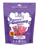 gluten free candy sour honey gummy bears