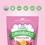 gluten free candy organic candy fruit chews