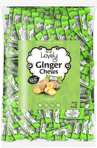 gluten free candy ginger chews