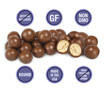 GF Milk Chocolate Pretzel Balls, 6 oz