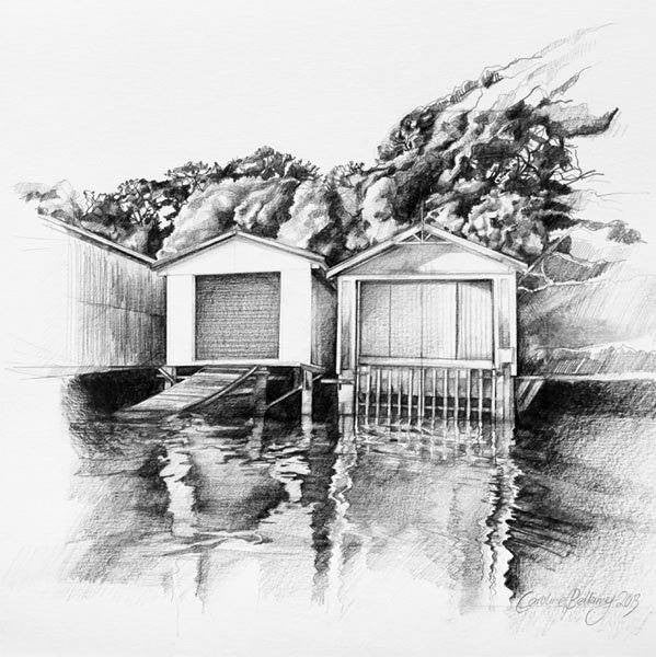 Orakei Boat Sheds, New Zealand / Sold