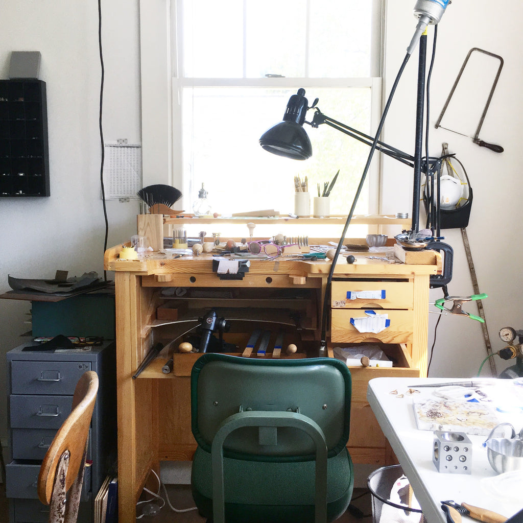 Studio Move to Alexandria, Virginia