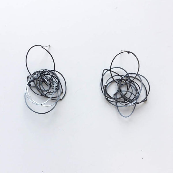 Scribbles Earrings