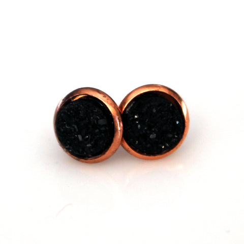 6mm Stud Earrings