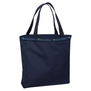 Canvas Tote Bag - Navy - School of Medicine