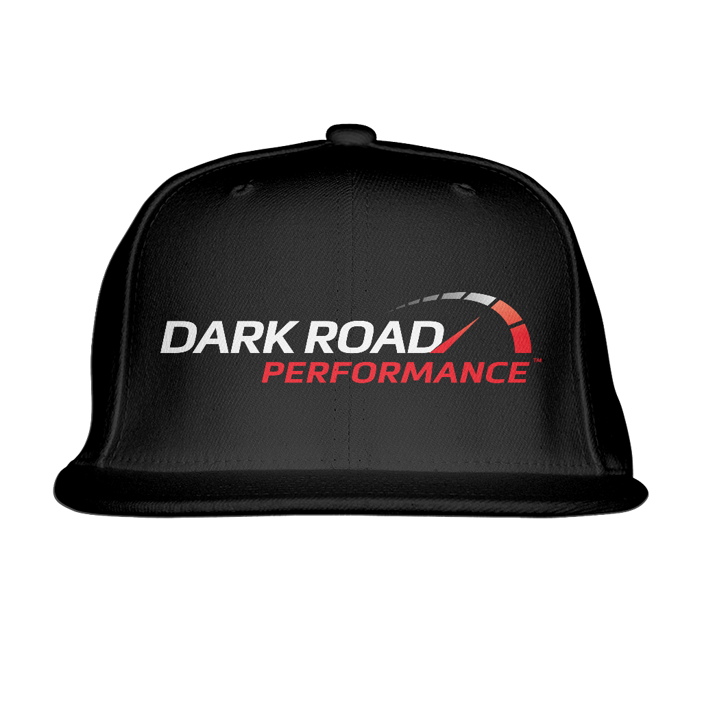 Dark Road Performance Snap Back,  Embroidered Hats, Dark Road Performance,  Dark Road Performance, [product_tags] - Dark Road Performance Ltd