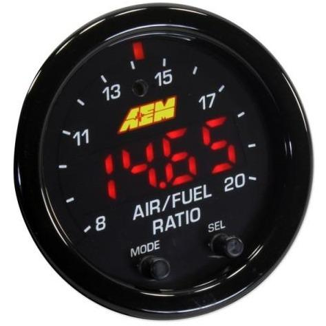 AEM 30-0300 - X-Series Wideband UEGO AFR Sensor Controller Gauge,  GAUGES, AEM,  Dark Road Performance, [product_tags] - Dark Road Performance Ltd