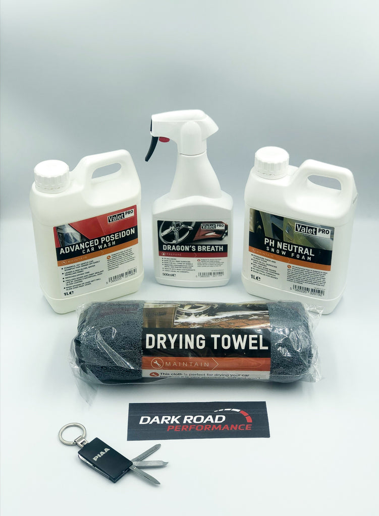 DRP Summer Starter Pack,  , Valet Pro,  Dark Road Performance, [product_tags] - Dark Road Performance Ltd