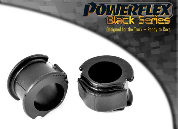 Powerflex Audi Coupe (1981-1996) Front Anti Roll Bar Mount 24mm PFF3-103-24BLK