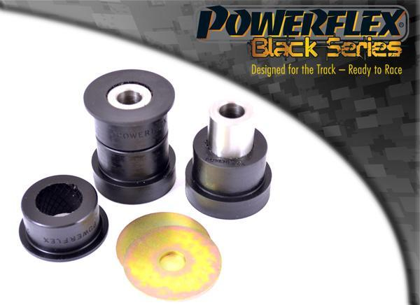 Powerflex Audi 80, 90 Quattro inc Avant (1992-1996), S2 inc Avant B4, RS2 B4 (1994-1996) Rear Upper Arm Outer Bush PFR3-208BLK