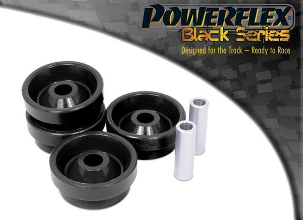 Powerflex Audi A3/S3 8L (1996-2003) Rear Trailing Arm Front Bush Toe Adjust PFR3-508GBLK
