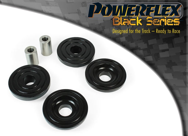 Powerflex Audi TT Mk3 8S (2014 on) Rear Diff Rear Mounting Bush PFR85-525BLK