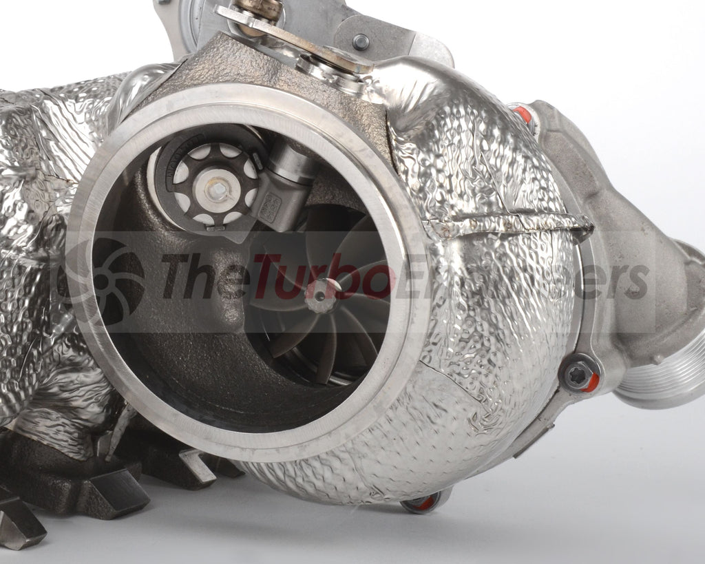 TTE625 UPGRADE TURBOCHARGER - Dark Road Performance - TTE