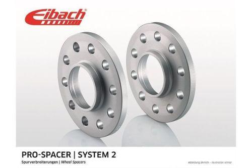 15mm 4x98 ALFA FIAT LANCIA Eibach PRO-SPACERS Wheel Spacers S90-2-15-020 - Pair,  WHEEL SPACERS,  Eibach,  Dark Road Performance - Dark Road Performance Ltd
