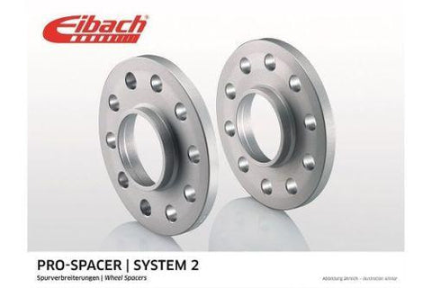 15mm 5x100 AUDI SEAT SKODA VW Hub Centric Eibach PRO-SPACERS S90-2-15-005,  WHEEL SPACERS,  Eibach,  Dark Road Performance - Dark Road Performance Ltd