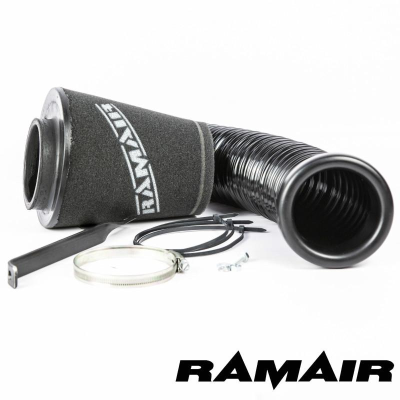 VW Golf R32 3.2 V6 2.8 Bora RAMAIR Performance Induction Air Filter Intake Kit - Dark Road Performance - RAMAIR