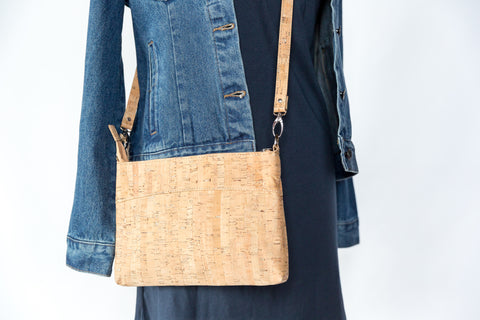 Cork Cross-Body