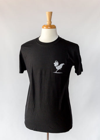 Wilde Cock Mirror Tee - Short Sleeve