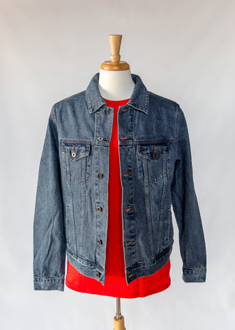 Wilde Cock Denim Jacket - Mens