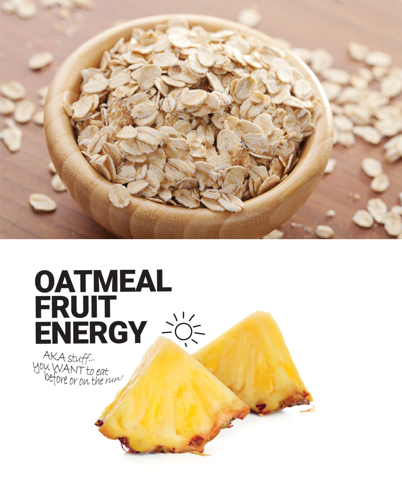 Oatmeal For Endurance