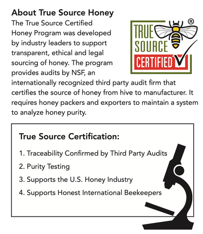 Spring Energy Certified Honey