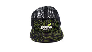 Spring Elevation Cap