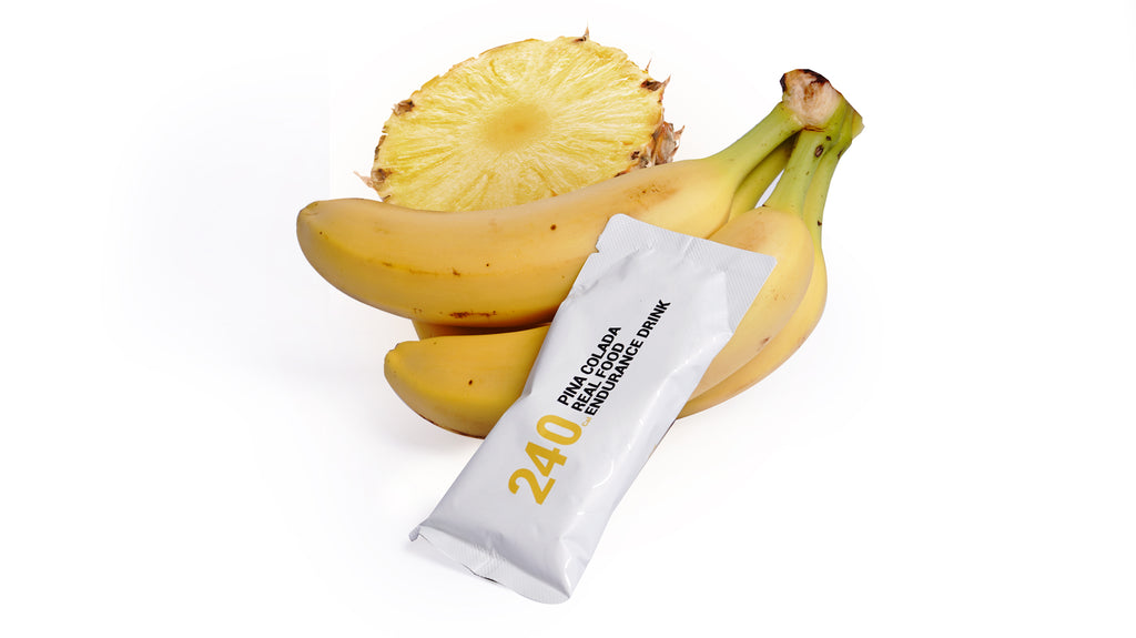 Pina Colada Energy And Hydration Endurance Drink Mix With Prebiotics