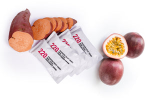 Passionfruit Yams Energy And Hydration Endurance Drink Mix With Prebiotics