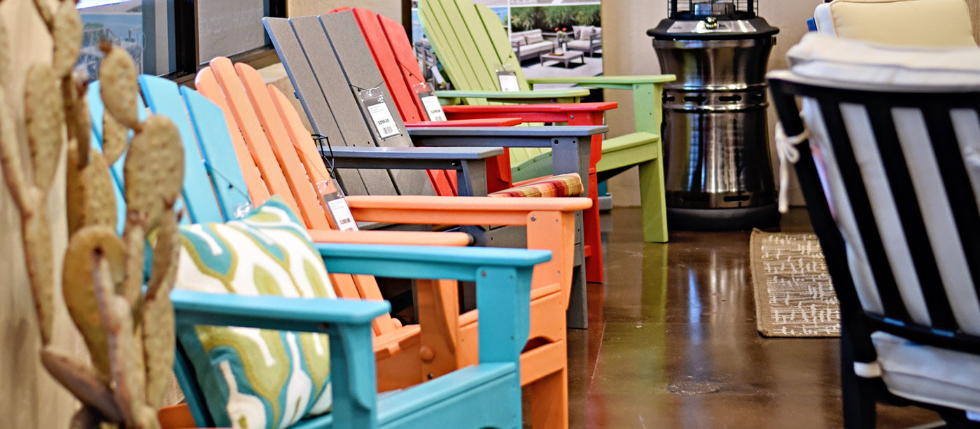 Adirondack Chairs by Polywood