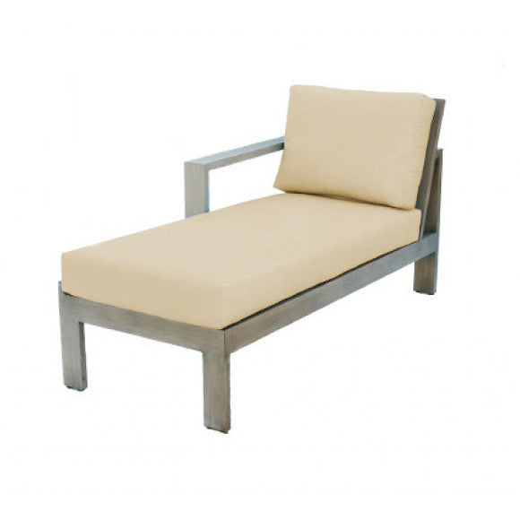 Park Lane Left Arm Chaise by Ratana