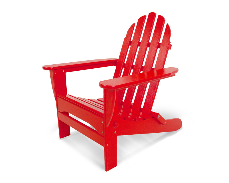 Classic Folding Adirondack Chair