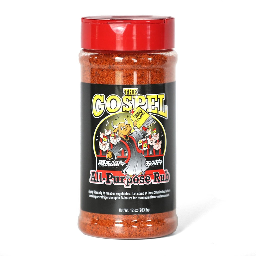 The Gospel All Purpose Rub 12 oz