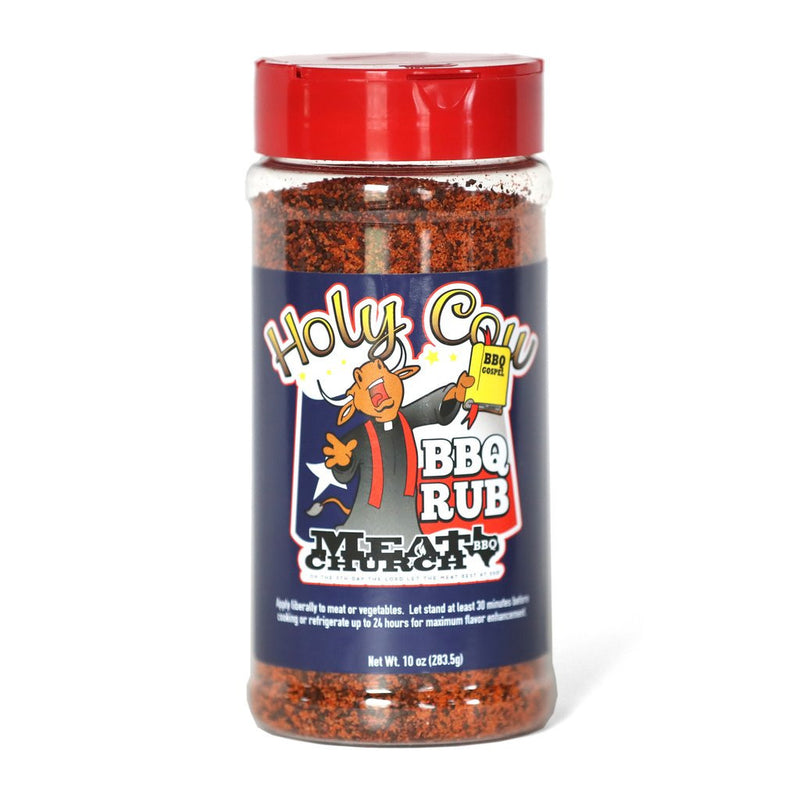 Holy Cow BBQ Rub 10 oz