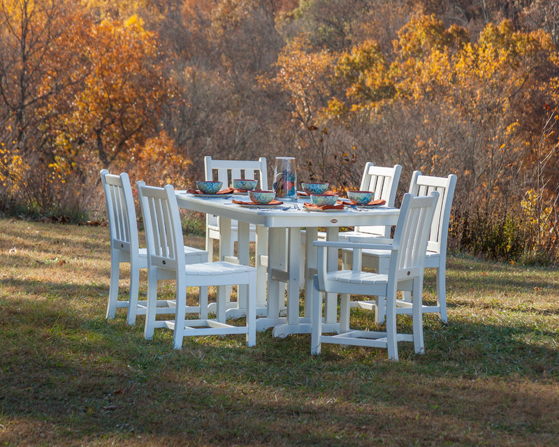 Polywood Traditional Garden Dining Set