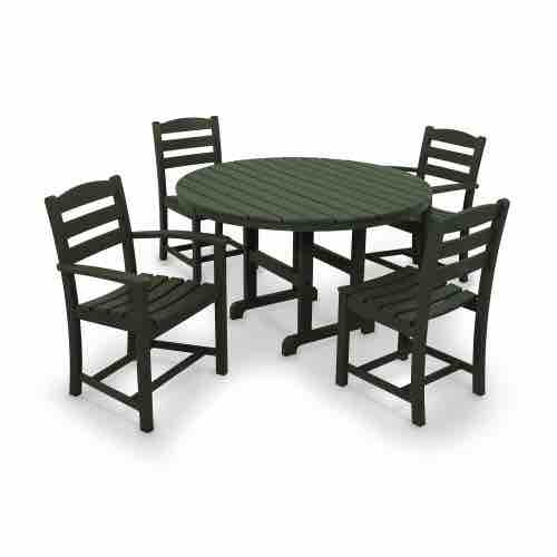 La Casa Cafe 5 Piece Dining Set
