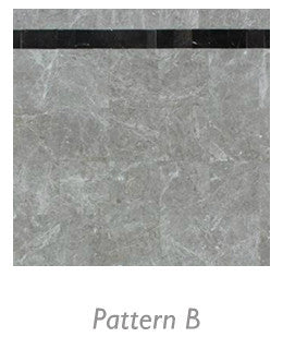 Ratana Catania/Vino Faux Stone in Pattern B