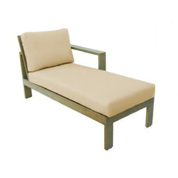 Park Lane Right Arm Chaise by Ratana