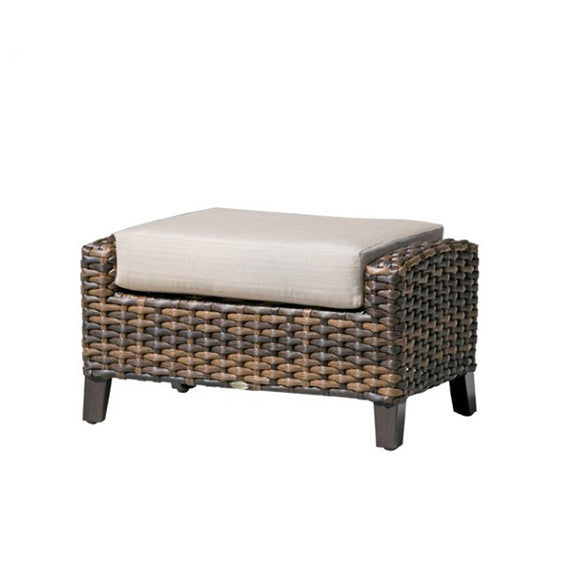 Whidbey Island Ottoman by Ratana