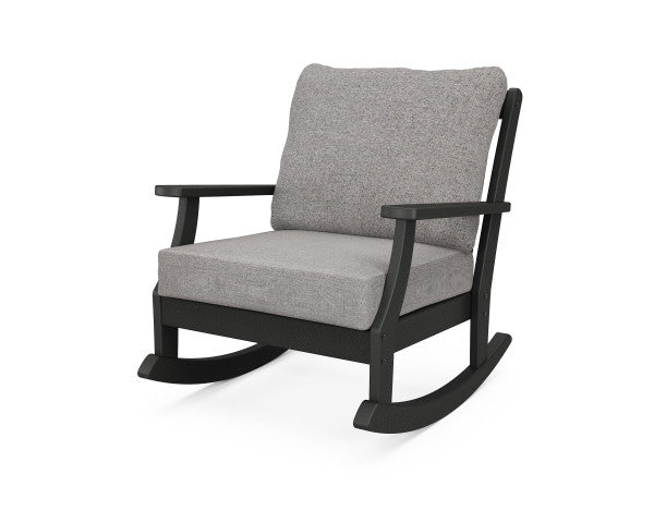 Braxton Deep Seating Rocking Chair