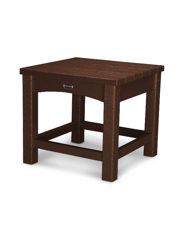 "CLT1818MA Club 18"" Side Table in Mahogany"