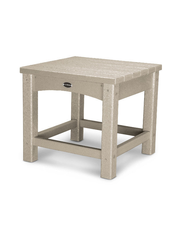 "CLT1818SA Club 18"" Side Table in Sand"
