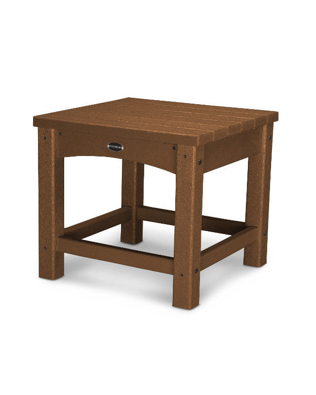 "CLT1818TE Club 18"" Side Table in Teak"