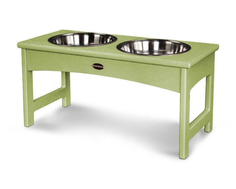 DF12LI Pet Feeder in Lime