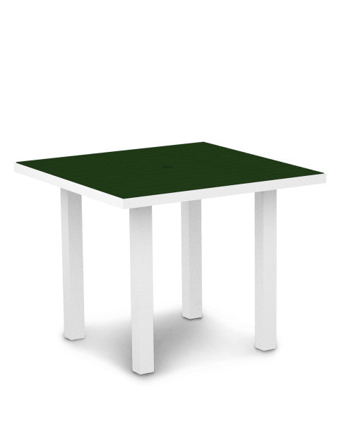 "Euro 36"" Square Dining Table"