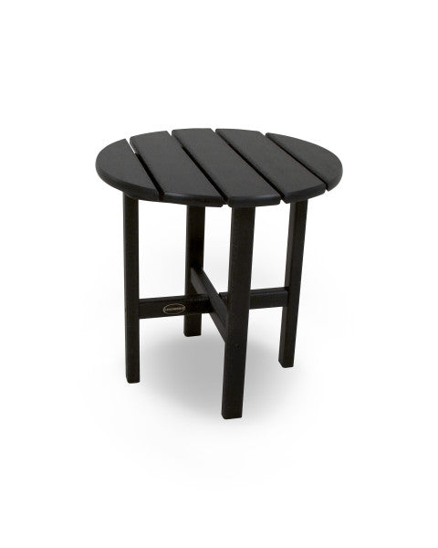 "Round 18"" Side Table"