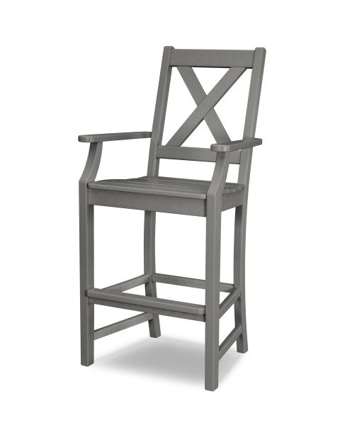 Braxton Bar Arm Chair - Classic Finish