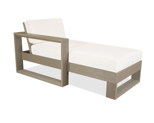Hudson Modular Left Arm Chaise