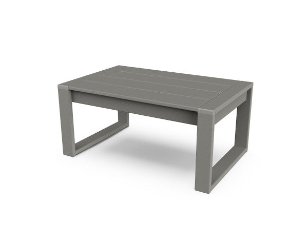 Edge Coffee Table - Classic Finish