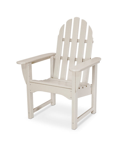 Classic Adirondack Dining Chair